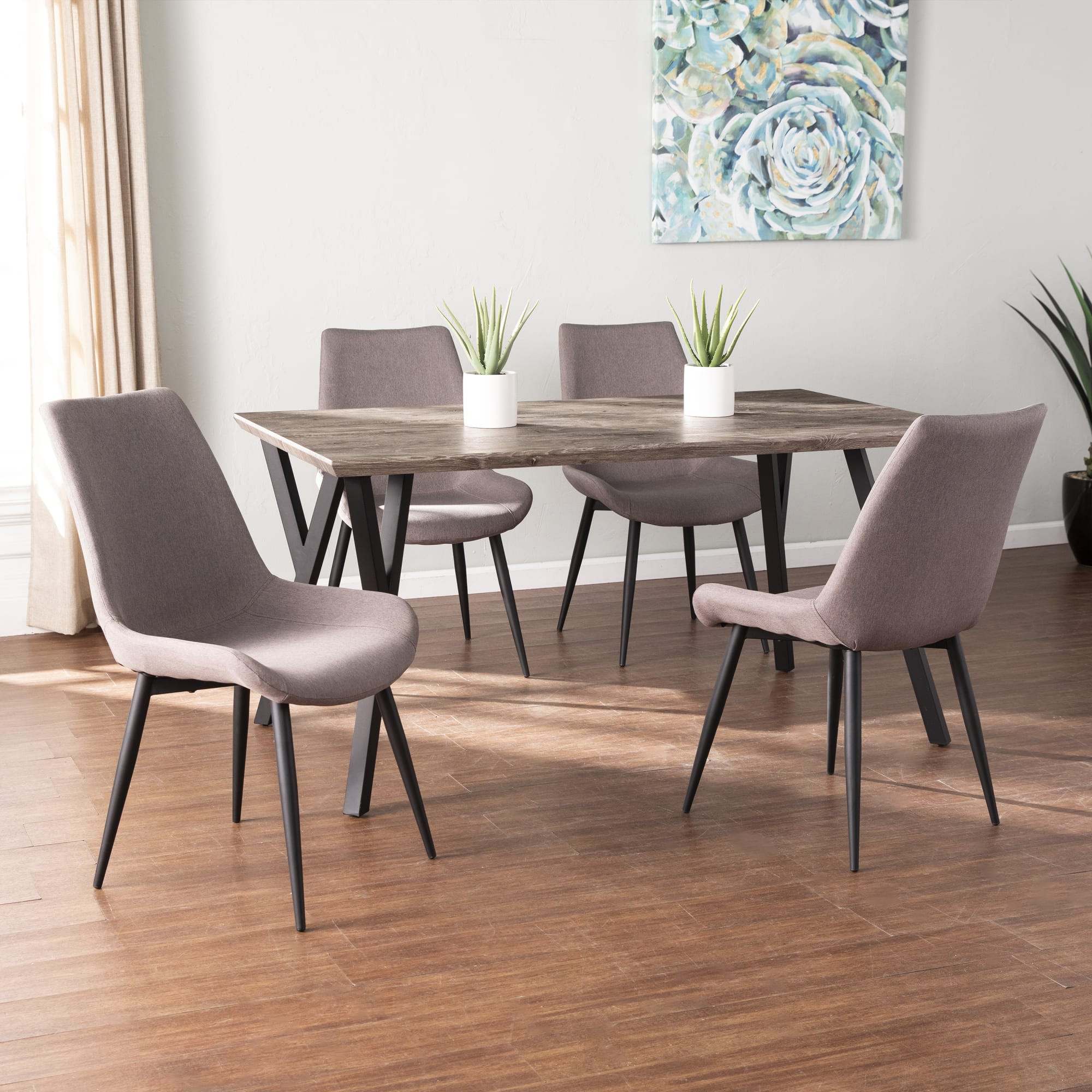 5 Ayaklı Yemek Masası